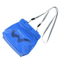 Wellhouse Authorized Travelling Hiking Swimming PVC Dry Bag Pouch Pack Blue