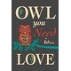 Owl You Need Is Love - LP Artwork (Light Switchplate Cover) - Thumbnail 0