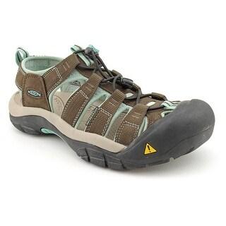 Keen Newport H2 Round Toe Canvas Sport Sandal