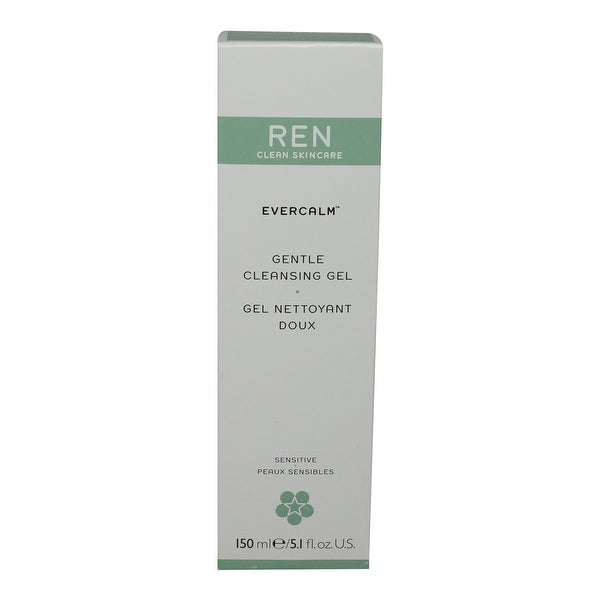 REN Skincare Clean Skincare Gentle Cleansing Gel 5.1 Oz