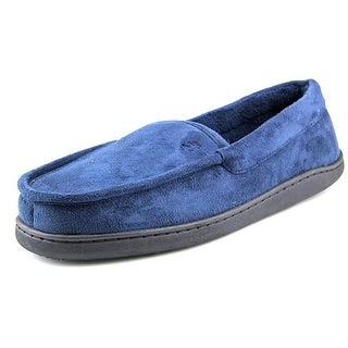 Izod Johnny Round Toe Synthetic Slipper