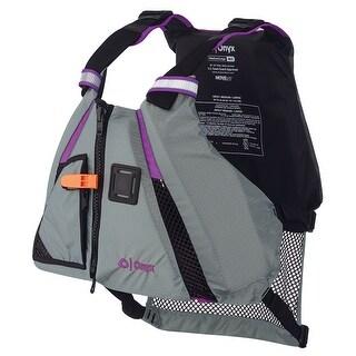 Onyx movement dynamic paddle sports life vest xl/2xl purple