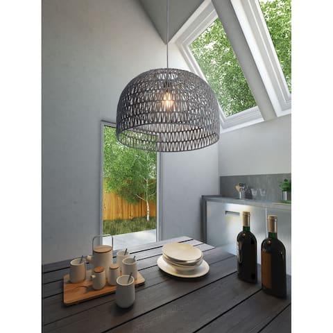 Paradise Ceiling Lamp Gray