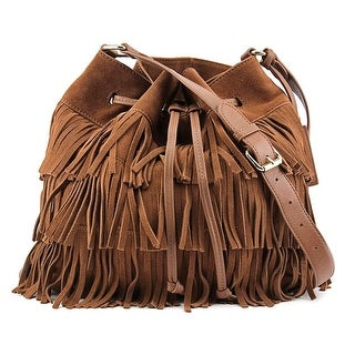 Vince Camuto Riqui Hobo Bag Women Synthetic Brown Hobo