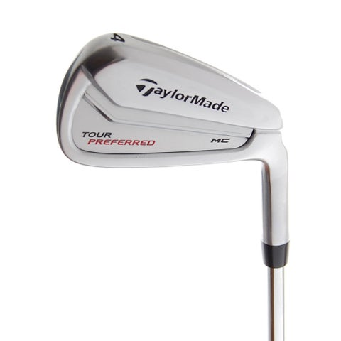 New TaylorMade Tour Preferred MC 4-Iron DG Pro S300 Stiff Flex Steel RH