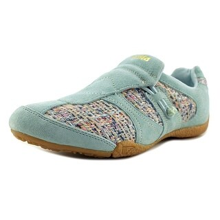 Gola Cascade Women Suede Blue Fashion Sneakers