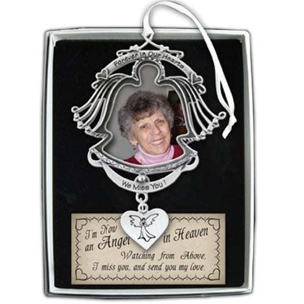 Shop Cathedral Art Co740 35 In Forever In Our Hearts Angel Photo