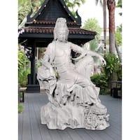 Design Toscano Guan-Yin, Goddess of Compassion Statue