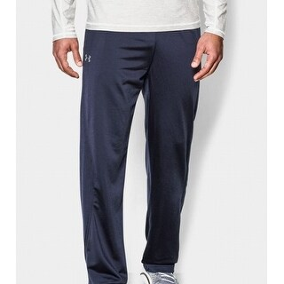 Under Armour NEW Blue Mens Size Medium M Pull-On Training Pants Stretch