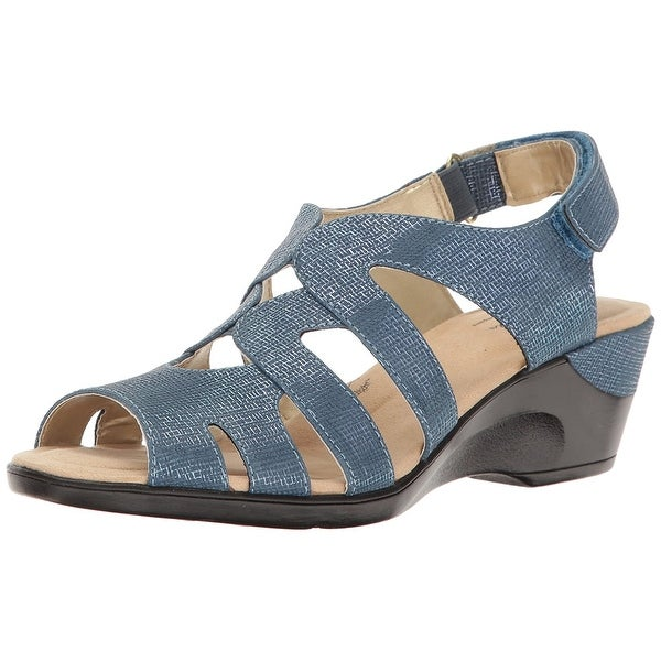 180ef8d74adc Shop Soft Style by Hush Puppies Women s Patsie Wedge Sandal - Free ...