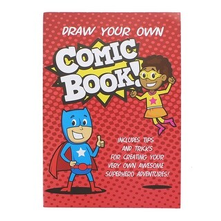 Draw Your Own Comic Book - multi