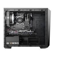 Cooler Master Case MASTER BOX LITE 3.1 MATX MINI TOWER NO POWER SUPPLY 0/0/(2) BAY USB 3.0 BLACK