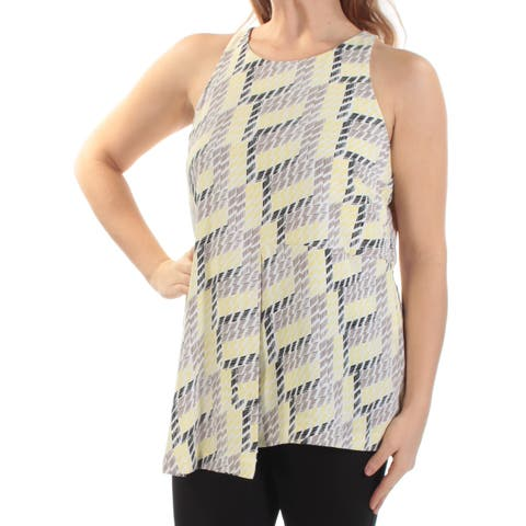 a1d62427a1d3ee Yellow Tops | Find Great Women's Clothing Deals Shopping at Overstock