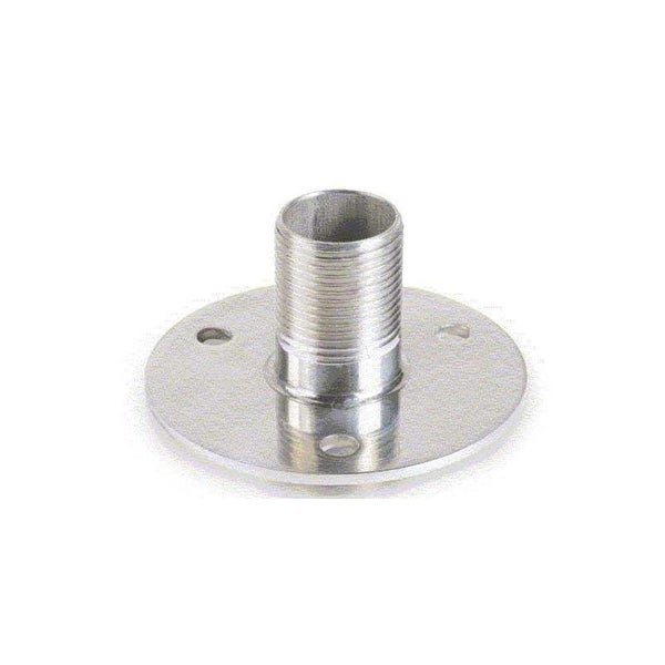 """1"""" High Stainless Flange Mount"""