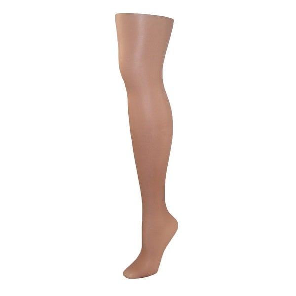 Leggs Women's Nylon Run Resistant Sheer Control Top Pantyhose
