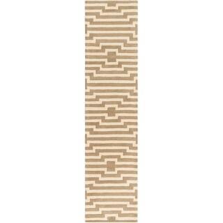 Hand-Tufted Holbeach Wool Rug