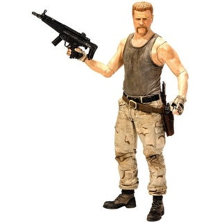 The Walking Dead TV Series 6 Action Figure Abraham Ford