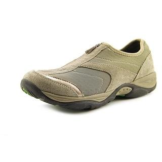 Easy Spirit Ellicott Round Toe Canvas Walking Shoe