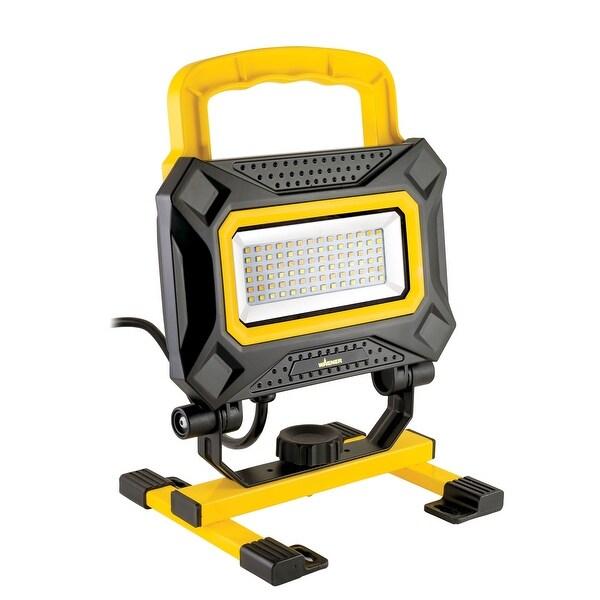 Wagner 3500 Lumen LED Dimmable Color Adjust Worklight USB Charge Port -240028