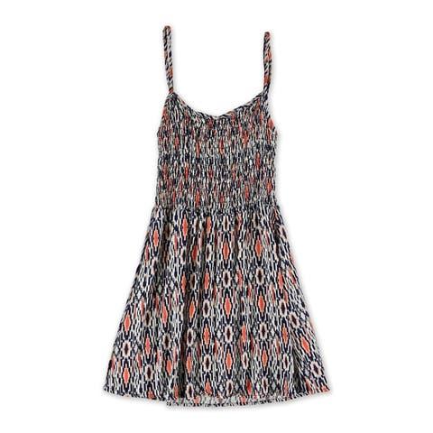 Aeropostale Womens Printed Shift Dress