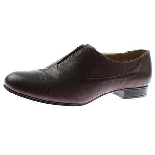 Naturalizer Womens Carabell Oxfords Leather Laceless