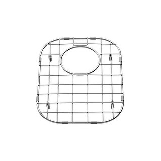 "American Standard 8446.312000S Portsmouth 10-1/2"" x 14-7/16""Bottom Grid Sink Rack - STAINLESS STEEL"