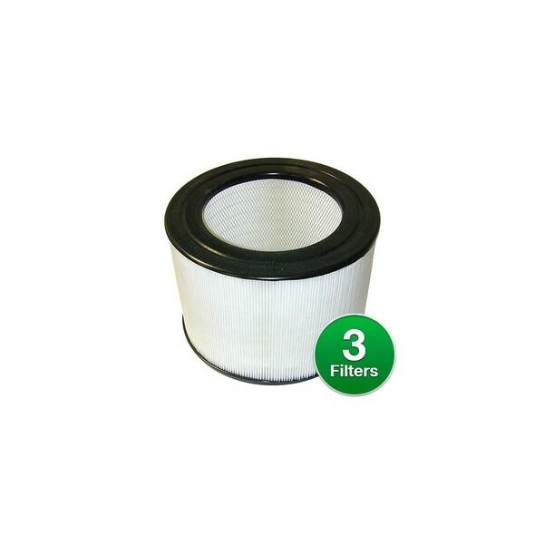 Fits Honeywell 50255-HD HEPA Air Purifier Filter 3 Pack