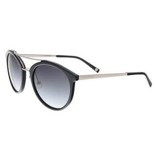 Juicy Couture - Juicy 578/S 807 Black Oval Sunglasses - 54-23-140|https://ak1.ostkcdn.com/images/products/is/images/direct/230fc7ab91fe203fff0c990681c53324ec80ac6d/Juicy-Couture---Juicy-578-S-807-Black-Oval-Sunglasses.jpg?impolicy=medium