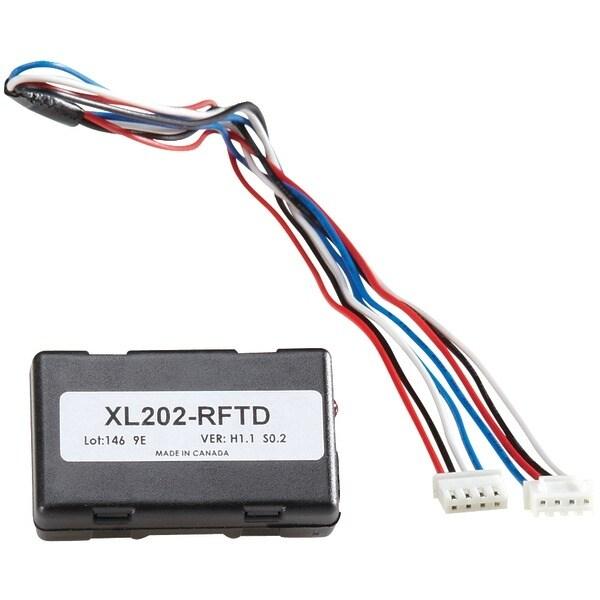 DIRECTED INSTALLATION ESSENTIALS XL202 RFTD Interface for DEI SuperCode(TM) & SST Remotes