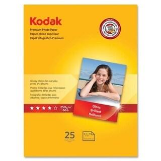 Eastman Kodak Film Premium Photo Paper, 8.5 mil, Glossy&#44