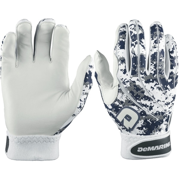 DeMarini Digi Camo Batting Gloves (Navy/X-Large)