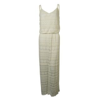 Vince Camuto Women's Blouson Tank Maxi Dress