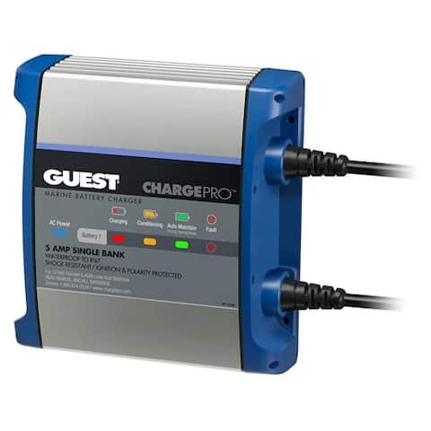 Guest ChargePro On-Board 2708A Battery Charger