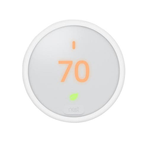 Google Nest Smart Thermostat E- White