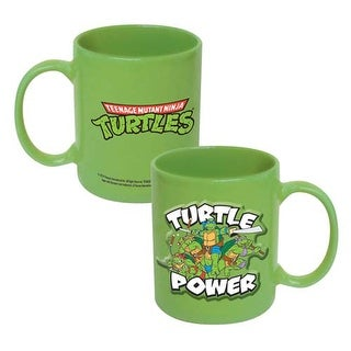 """Teenage Mutant Ninja Turtles """"Turtle Power"""" 20oz Ceramic Mug - Multi"""