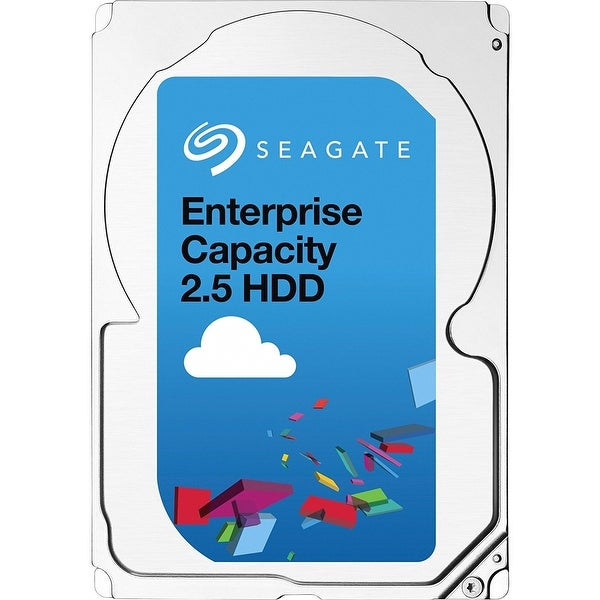 "Seagate St1000nx0453 1Tb Enterprise Capacity 2.5"" Internal Hard Disk Drive With Sas 12Gb/S 7200 Rpm 128Mb Cache"