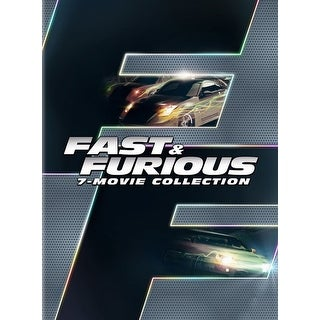 Fast & Furious 7-Movie Collection [DVD]
