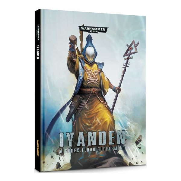 Shop Warhammer 40k: Iyanden Eldar Codex Supplement
