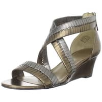 Circa Joan & David Women's Sardia Wedge Sandal - 10