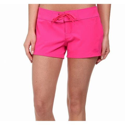 323f006fb6 The North Face Pink Womens Size 12 Pacific Creek Board Shorts Swim