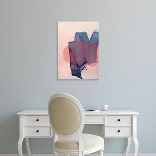 Easy Art Prints Iris Lehnhardt's 'Brush Strokes 1' Premium Canvas Art