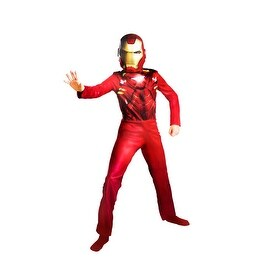 Iron Man 2 Mark 6 Costume Medium (7-8)