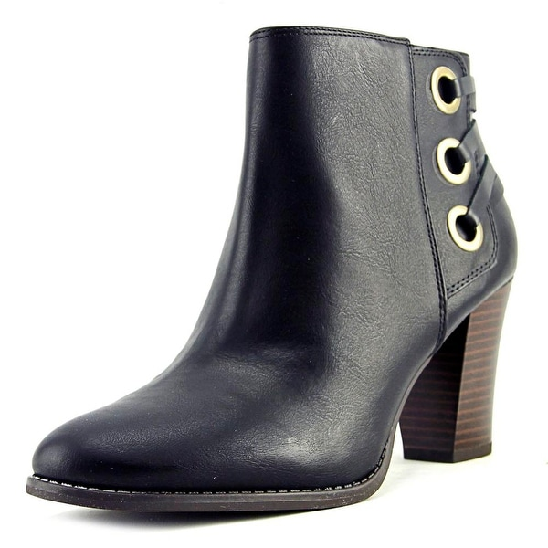 INC International Concepts Jesaa Women Black Boots