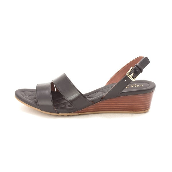 Cole Haan Womens Thildesam Open Toe Casual Slingback Sandals - 6