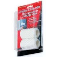 "Linzer A8202 Paint Roller Cover 3"" 2-Piece"