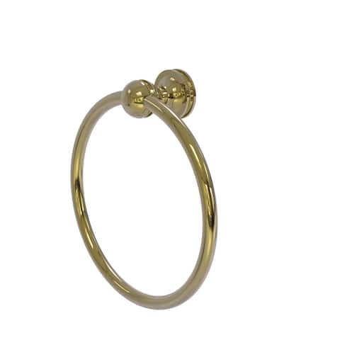 Allied Brass Mambo Collection Towel Ring
