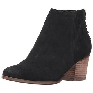 Aldo Womens Ankle Boots Suede Lace-Up - 7.5 medium (b,m)