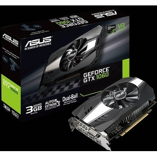 Asus - Ph-Gtx1060-3G - Geforce Gtx1060 3Gb Graphics