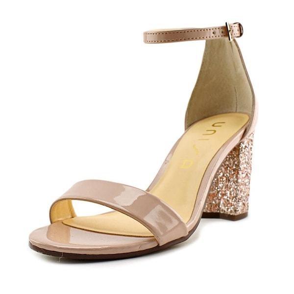 Unisa Daeicy Women Open-Toe Synthetic Pink Heels