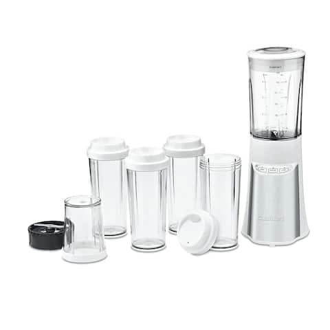 Cuisinart CPB-300 Compact Portable Blending/Chopping System, White